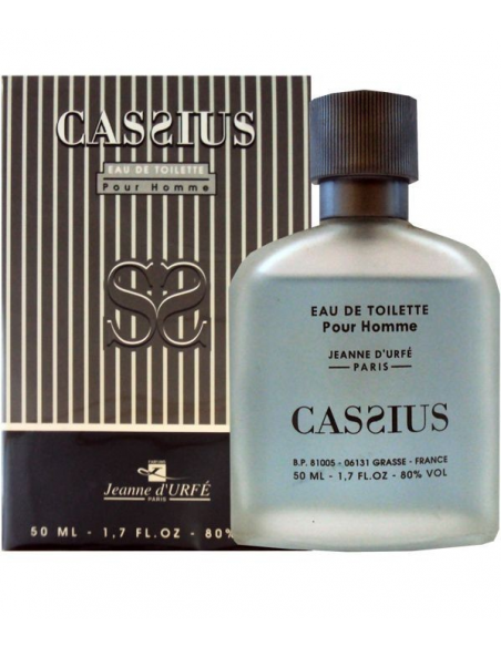 Cassius EDT 50 ml - Jeanne D'Urfe