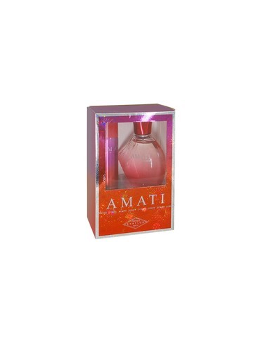 Caseta Amati Yours EDP 100 ml + Deo Spray 75 ml - Evaflor
