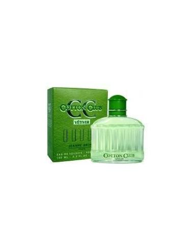 Cotton Club Vetiver EDT 100 ml - Jeanne Arthes