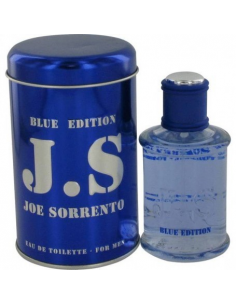 Joe Sorrento Blue EDT 100 ml - Jeanne Arthes