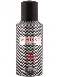 Whisky Silver - Deo Spray 150 ml - Evaflor