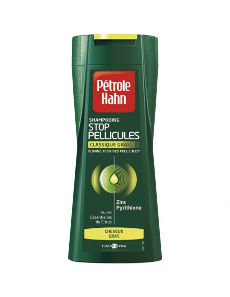 Sampon Antimatreata Par Gras (ANTI PELLICULAIRE CLASSIQUE GRAS) 250 ml - Petrole Hahn