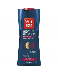 Sampon Antimatreata si Contra Caderii Parului (ANTI PELLICULAIRE - ANTI-CHUTE) 250 ml - Petrole Hahn