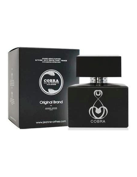Cobra EDT 100 ml - Jeanne Arthes