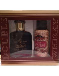 Caseta Double Whisky EDT 100 ml + Deo Spray 150 ml - Evaflor