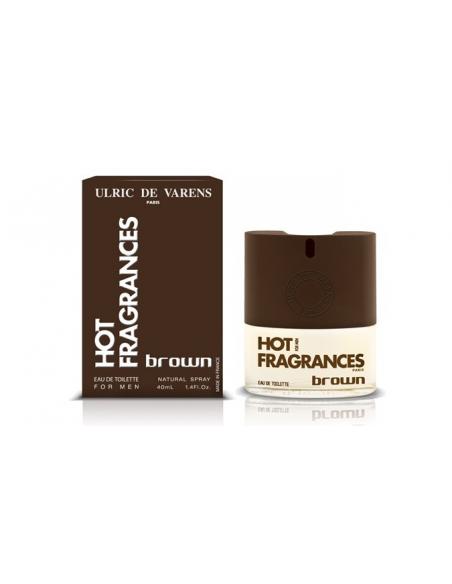 Hot Fragrances Brown EDT 40 ml - Ulric de Varens