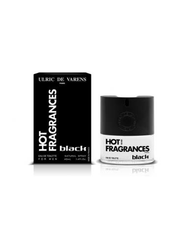 Ulric de Varens - Hot Fragrances Black 40 ml