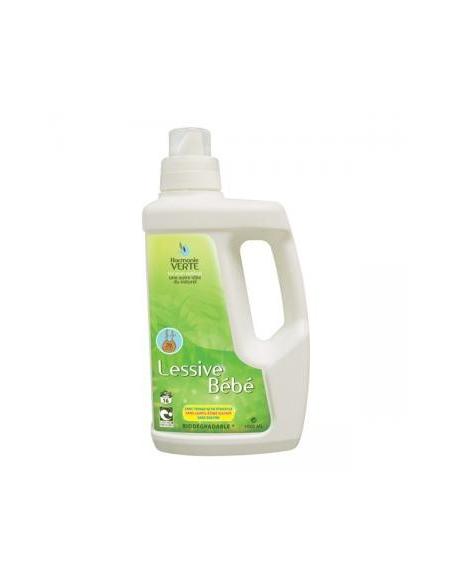 Harmonie Verte - Detergent BIO lichid pentru haine BEBE 1000 ML