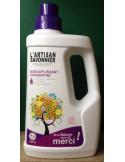 Artisan Savonnier - Balsam Ecologic pentru rufe parfumat cu Levanda BIO 1000 ML