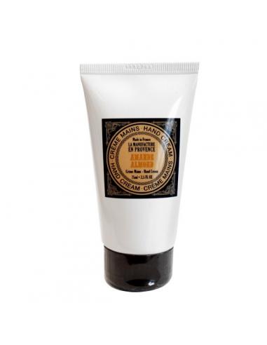 La Manufacture en Provance - Crema organica de maini cu amanda 75 ml