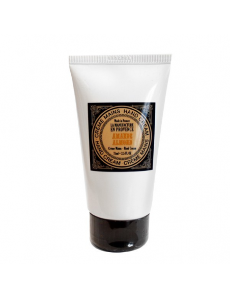 Crema organica de maini cu amanda 75 ml - La Manufacture en Provance