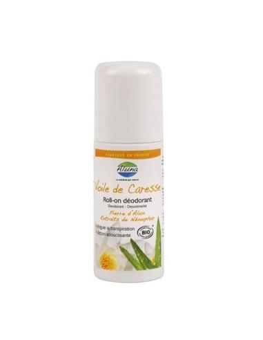 OSMA Lab. - Roll-On deodorant cu piatra de Alaun si Nufar 50 ml