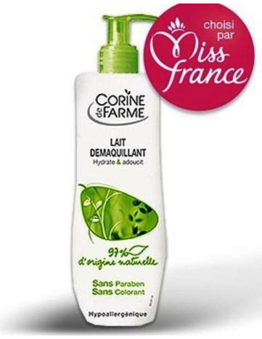 Corine de Farme - Lapte demachiant 200 ml
