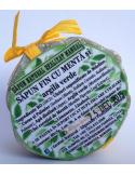 Sapun fin cu menta si argila verde 80 g - Gestul Natural