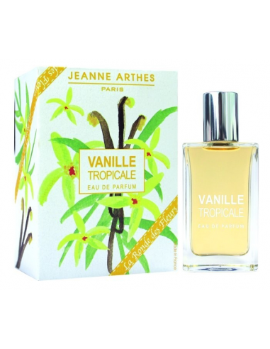 Vanile tropicale 300 ml - Jeanne Arthes