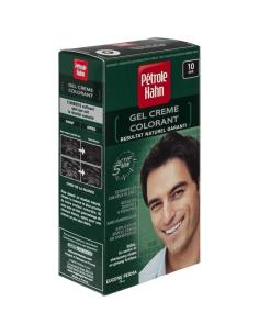 Petrole Hahn - Crema coloranta pentru par nr.10 (negru)