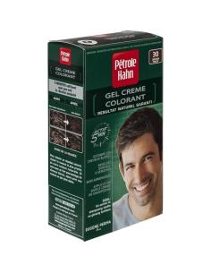 Petrole Hahn - Crema coloranta pentru par nr.30 (castaniu inchis)