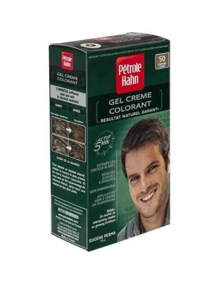 Petrole Hahn - Crema coloranta pentru par nr.50 (castaniu deschis)