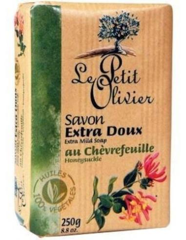 Sapun cu Caprifoi 250 g - Le Petit Olivier