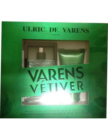 Varens Vetiver (EDT 60 ml + Balsam After Shave 50 ml) - Ulric de Varens
