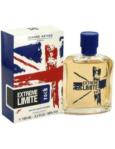 Extreme Limited Rock EDT 100 ml - Jeanne Arthes