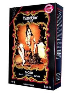 """Henne Color - Color praf hena NOIR """"NEGRU"""" 100 g"""