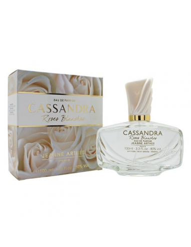 Cassandra Roses Blanches EDP 100 ml - Jeanne Arthes